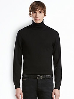 Gucci - Wool Turtleneck Sweater