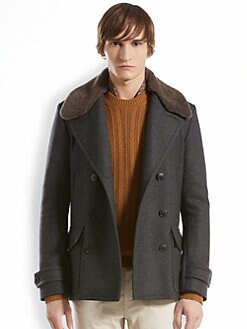 Gucci - Wool Peacoat