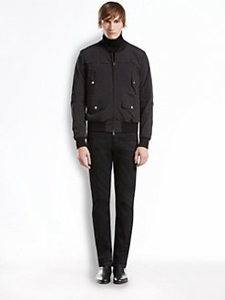 Gucci - Nylon Bomber Jacket