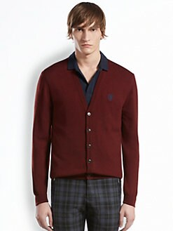 Gucci - Wool Merino Cardigan