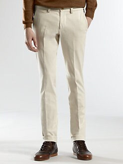 Gucci - Web Detail Riding Pant