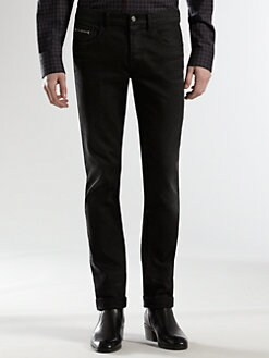 Gucci - Five-Pocket Skinny Leg Jeans