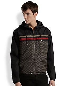 Gucci - Iconic K-way Jacket