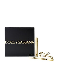 Dolce & Gabbana - Mascara + Eyeliner Set