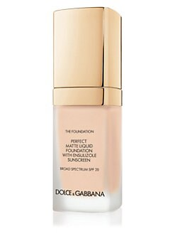 Dolce & Gabbana - Matte Liquid Foundation