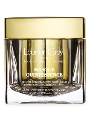 Masque Quintessence - Deep Repairing Mask for Damaged or Dehydrated Hair/7 oz.