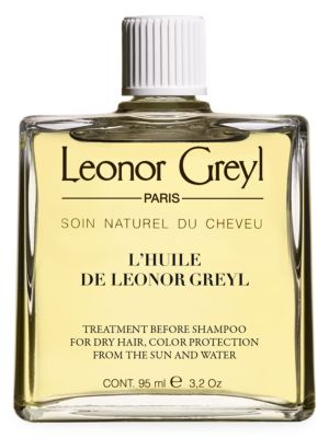 L'Huile de Leonor Greyl - Protective & Beautifying Oil for Length and Ends/3.2 oz.