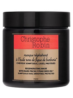 Christophe Robin - Regenerating Mask with Prickly Pear Seed Oil/8.3 oz.