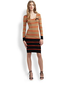 Sonia by Sonia Rykiel - Stripe Dress