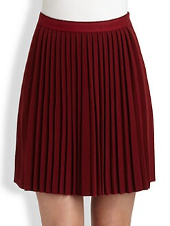 Sonia by Sonia Rykiel - Mini Pleated Skirt