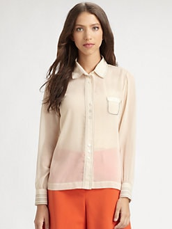 Sonia by Sonia Rykiel - Pocket Blouse