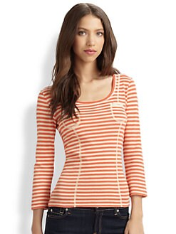 Sonia by Sonia Rykiel - Striped Sweater