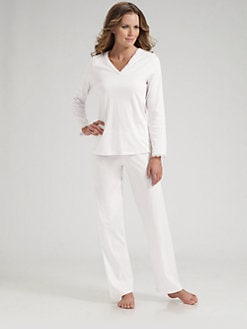 Hanro - Vienna Lace Pajamas