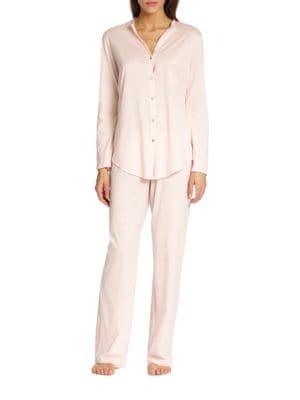 Cotton Deluxe Long Sleeve Pajama