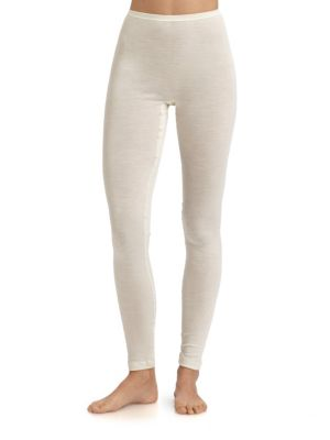 Wool & Silk Leggings