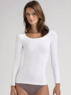 Hanro - Touch Feeling Long-Sleeve Top