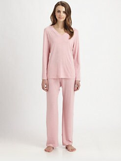 Hanro - Long-Sleeve Pajamas