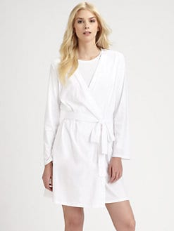 Hanro - Tonight Short Wrap Robe