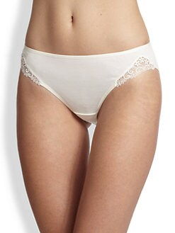 Hanro - Delicate Lace High-Cut Brief