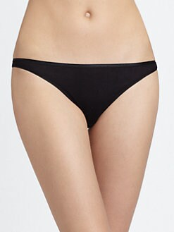 Hanro - Cotton Seamless Hi Cut Brief