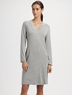 Hanro - Long-Sleeve Nightgown