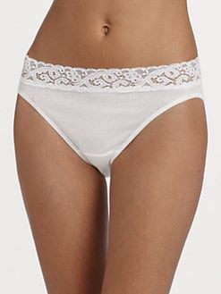Hanro - Moments Hi-Cut Briefs