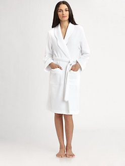 Hanro - Delight Knit Robe