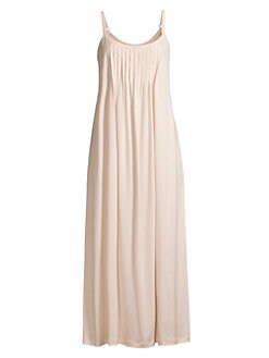 Hanro - Pleated Julie Gown