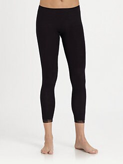 Hanro - Woolen Lace Leggings