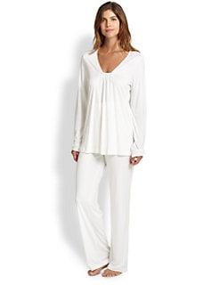 Hanro - Central Park Pajama Set <br>