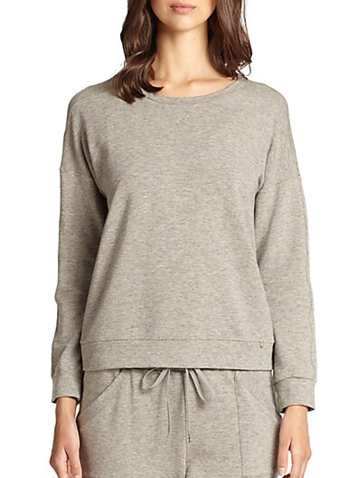 West Broadway French Terry Pullover