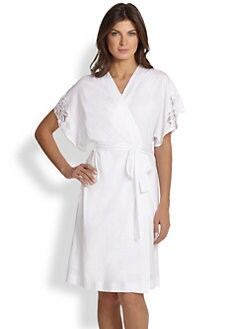 Hanro - Filipa Short Robe