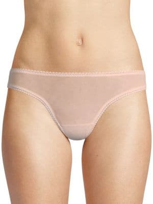 ONGOSSAMER Low Rise Mesh Hip-G Thong