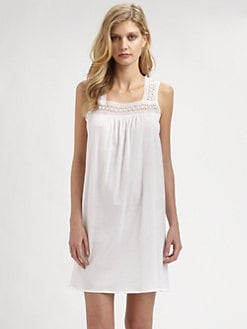 Hanro - Mia Cotton Tank Gown