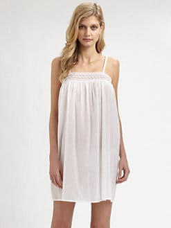 Hanro - Mia Cotton Chemise