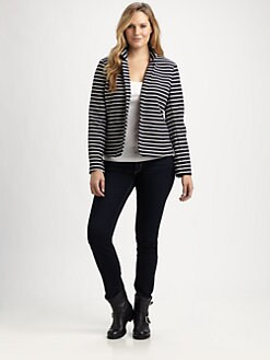 MICHAEL MICHAEL KORS, Salon Z - Striped Blazer