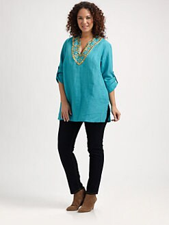MICHAEL MICHAEL KORS, Salon Z - Embellished Tunic