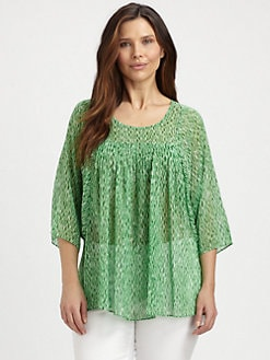 MICHAEL MICHAEL KORS, Salon Z - Flowy Top