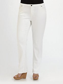 MICHAEL MICHAEL KORS, Salon Z - Straight-Leg Jeans