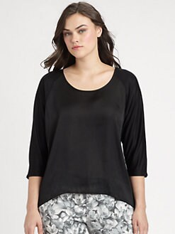 MICHAEL MICHAEL KORS, Salon Z - Jersey Top