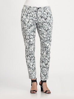 MICHAEL MICHAEL KORS, Salon Z - Wildflower Skinny Jeans