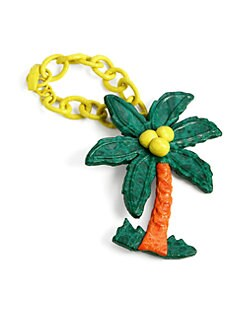 Nancy Gonzalez - Crocodile Palm Tree Charm