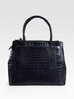 Nancy Gonzalez - Crocodile Tote Bag