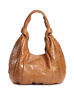Nancy Gonzalez - Croc Hobo Bag