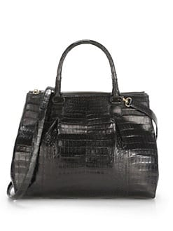 Nancy Gonzalez - Crocodile Tote