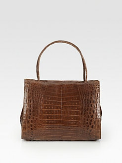 Nancy Gonzalez - Small Crocodile Tote