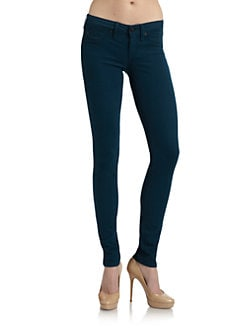 GRAY Saks Fifth Avenue - Spring Street Colored Skinny Jeans
