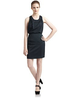 5/48 - Cutout Back Sheath Dress
