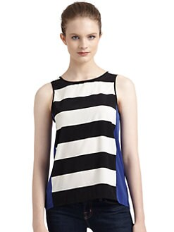 5/48 - Colorblock Stripe Tank Top