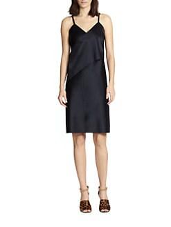 3.1 Phillip Lim - Bonded Satin Slip Dress